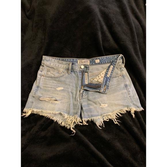 BNWOT lucky brand jean shorts